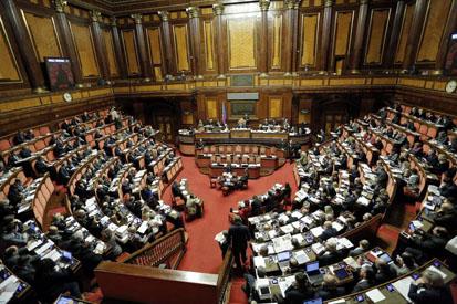 Berlusconi: seduta al Senato su decadenza, oggi il voto