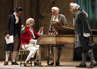 Teatro Stabile - Amadeus